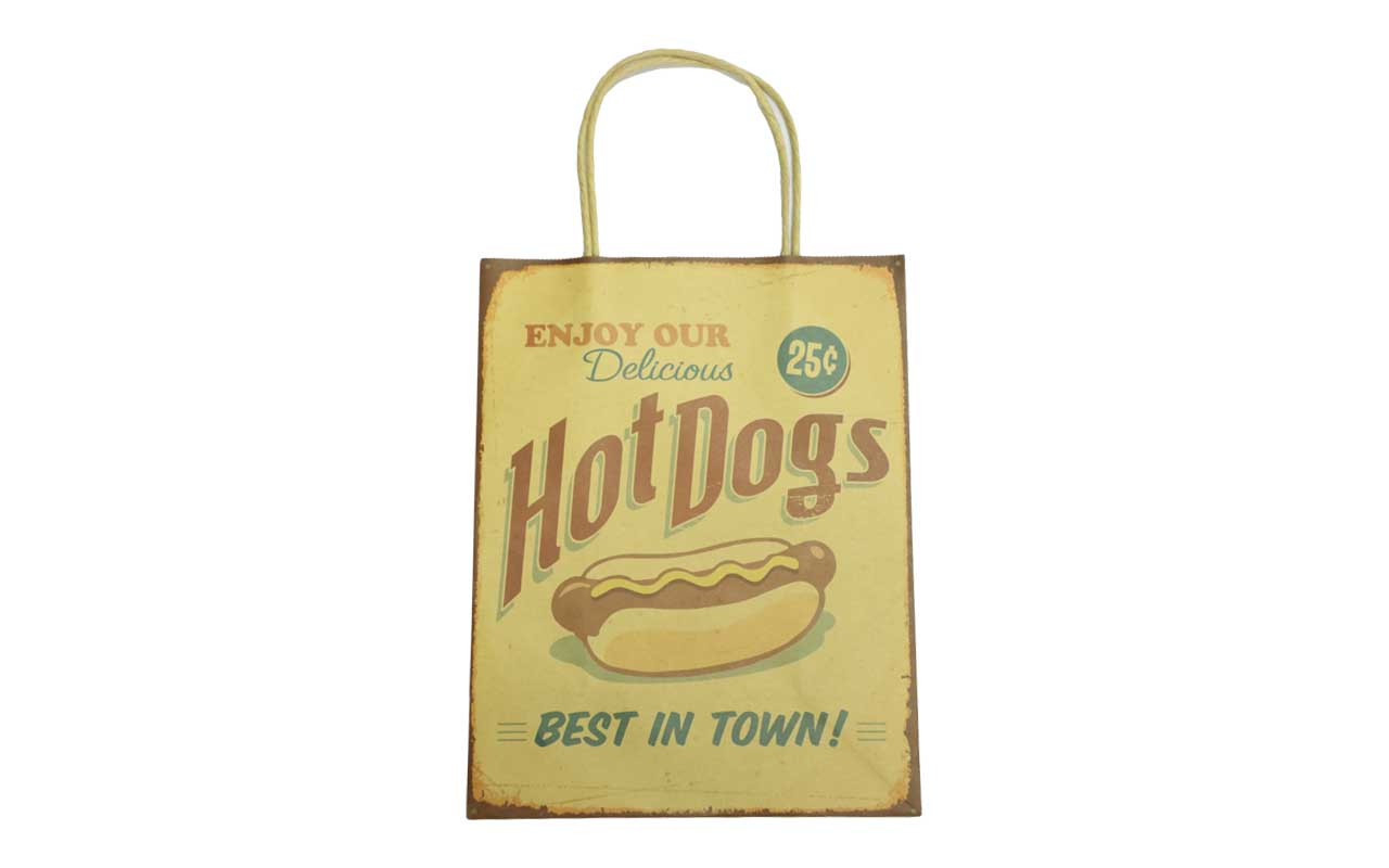 Hot Dog - Bag