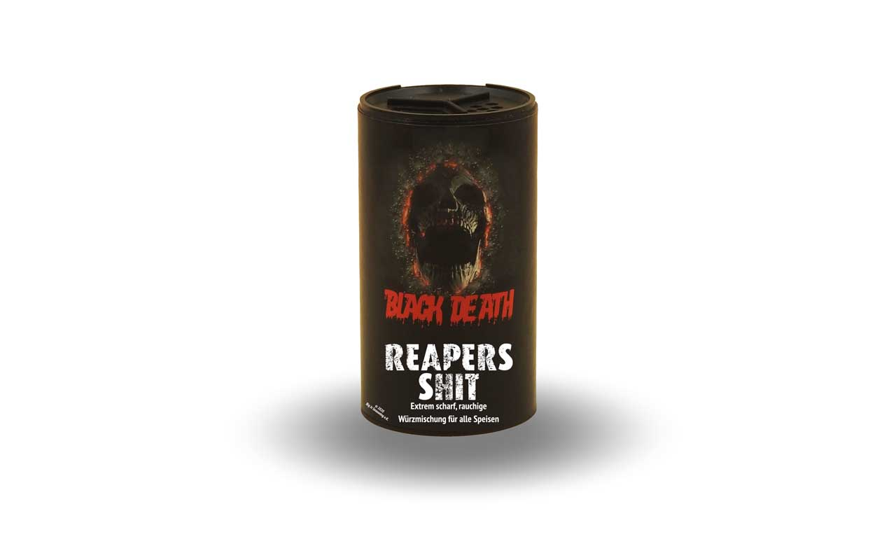 Black Death - Reapers Shit 100g Streuer