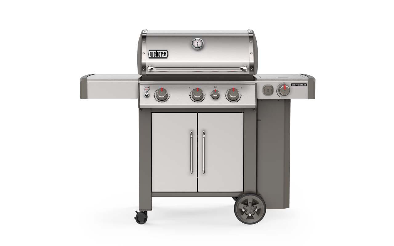 Weber Genesis II SP-335 GBS  Gasgrill - Stainless Steel - Edelstahl Art.-Nr.: 61006179