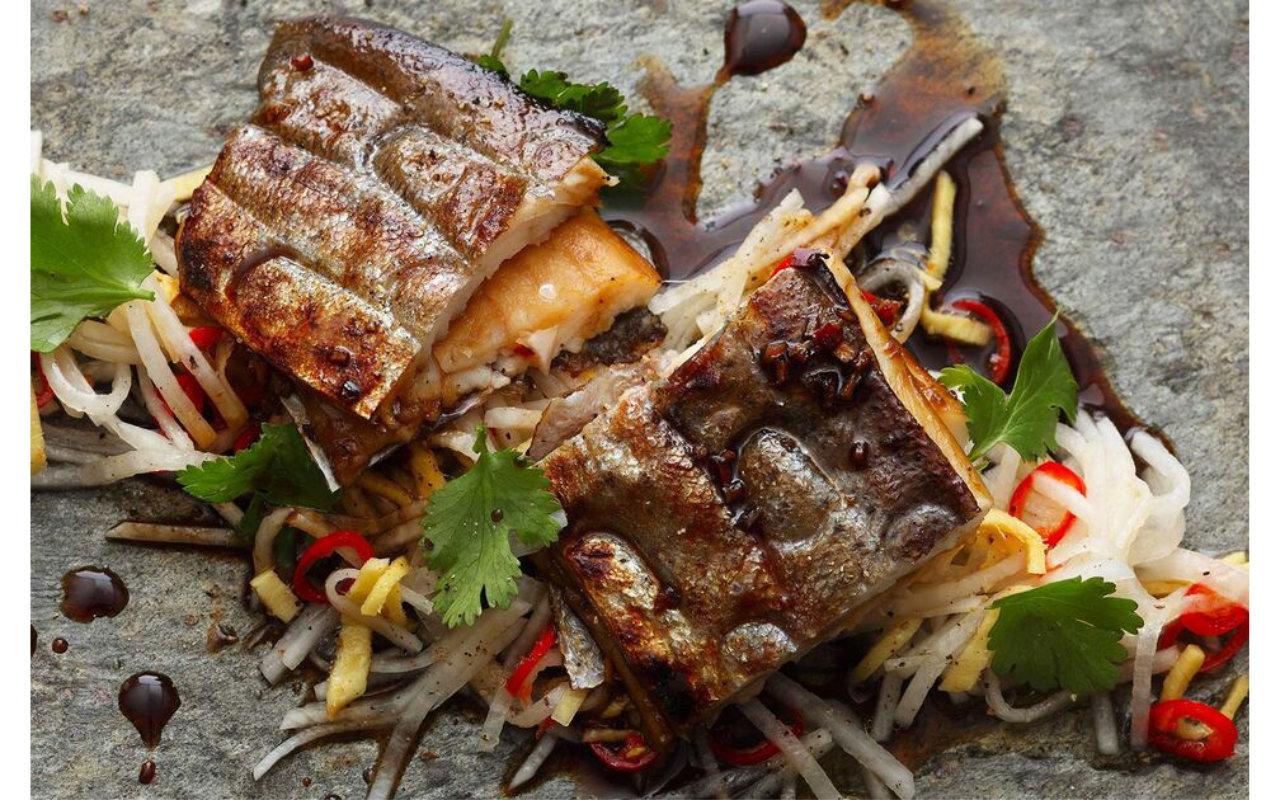 Menü 'Fisch'