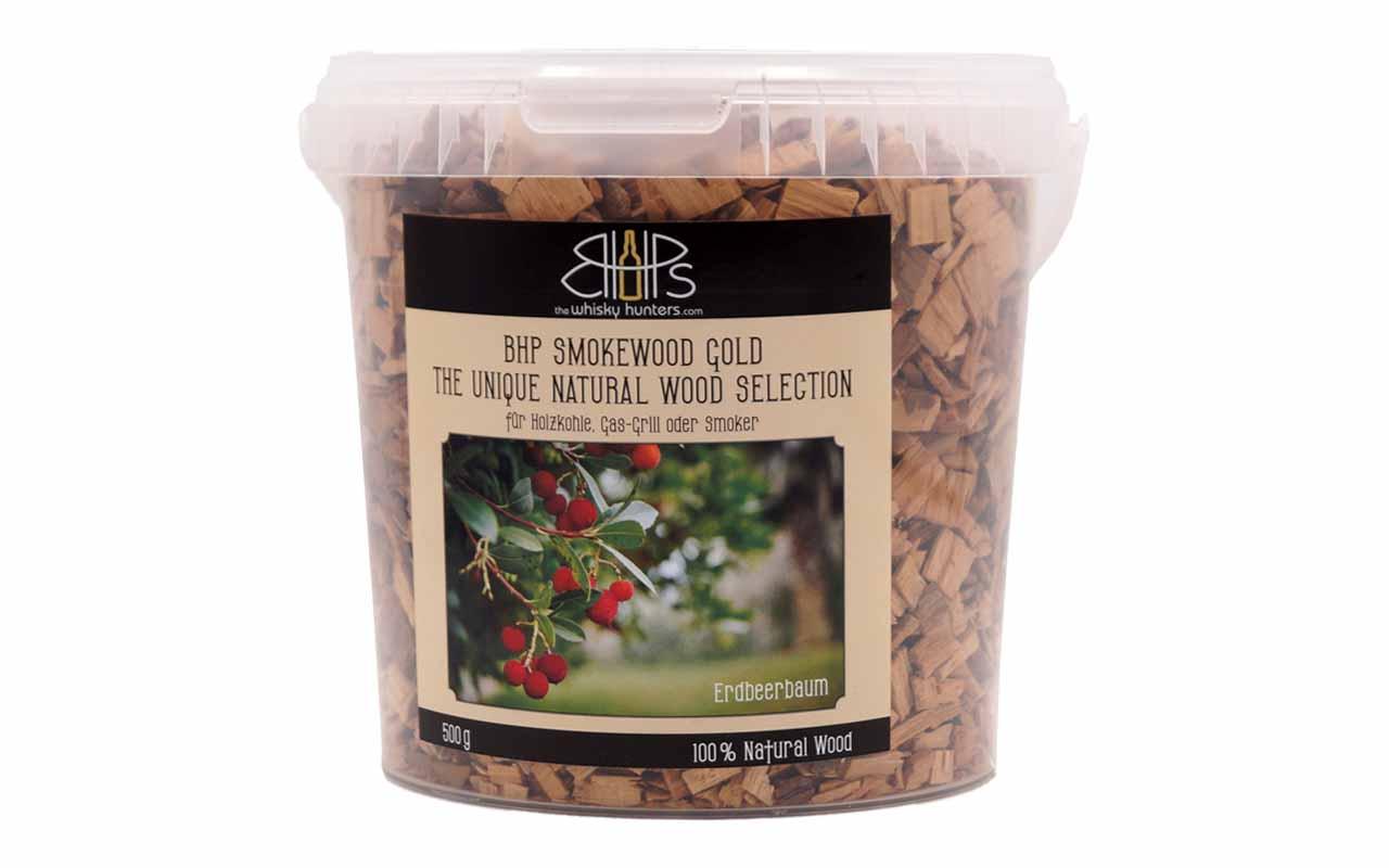BHP - Smokewood  Gold - Erdbeerbaum