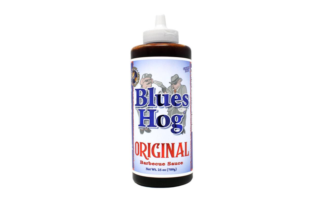 Blues Hog Original  Squeeze Flasche