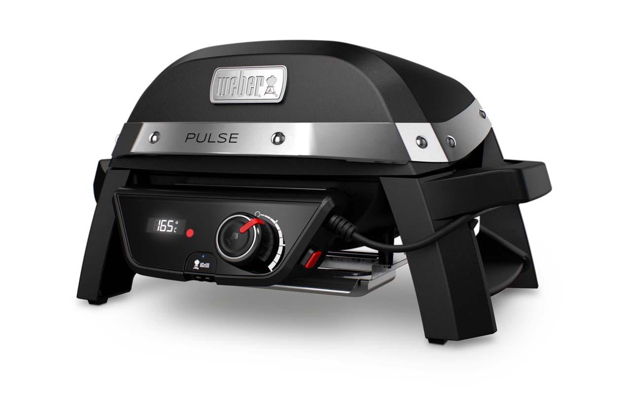 Weber PULSE 1000 Elektrogrill Black  Art.-Nr.:  81010079