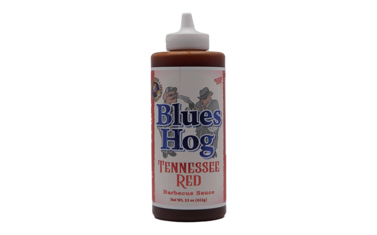 Blues Hog Tennessee Red Barbecue Sauce Squeeze Flasche
