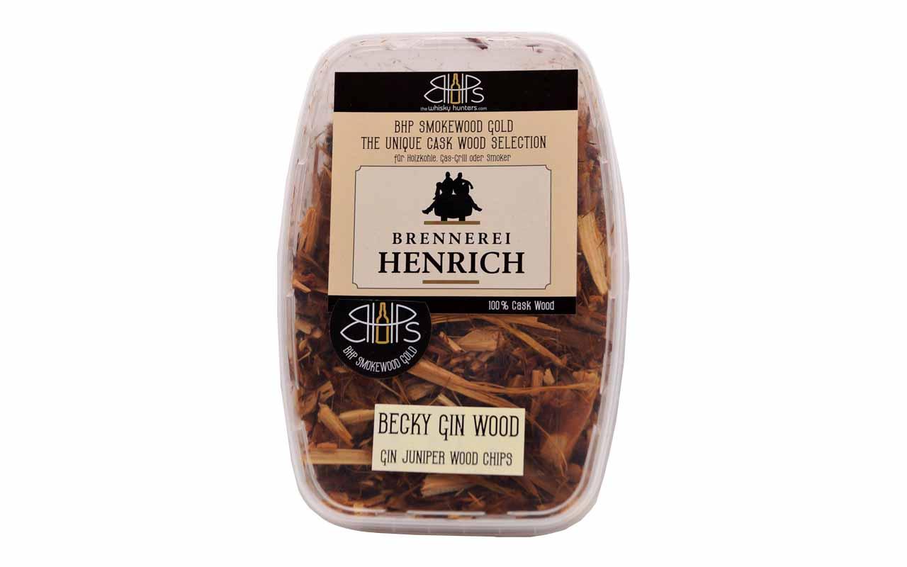 BHP - Becky Gin Wood - Gin Juniper - Wood Chips