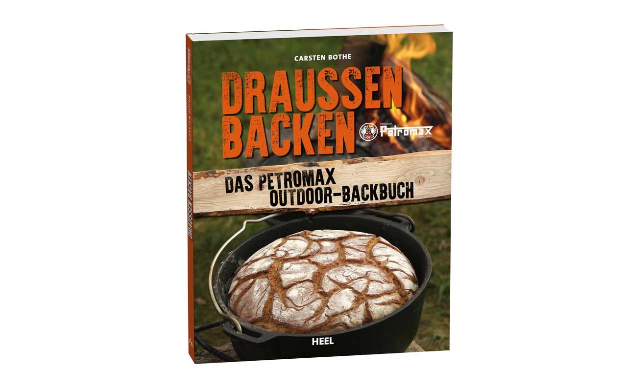 Petromax Outdoor-Backbuch