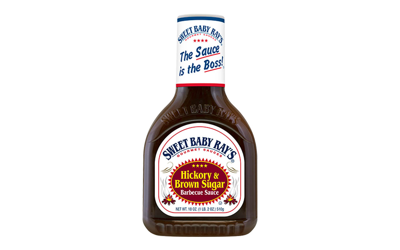 Sweet Baby Rays BBQ Sauce Brown Sugar and Hickory