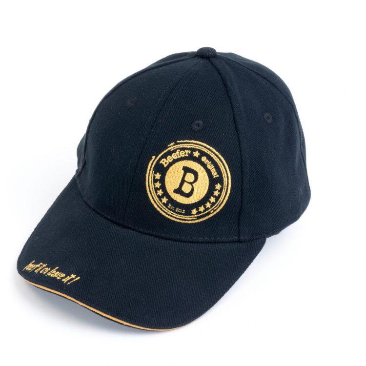 Beefer Base - Cap mit Logo