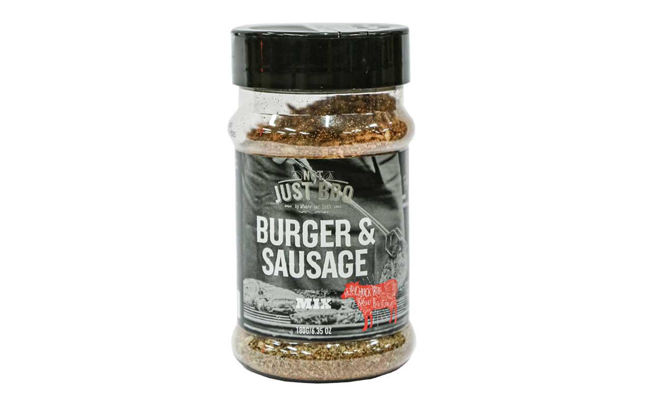 Not Just BBQ - Burger Sausage Mix - 180g