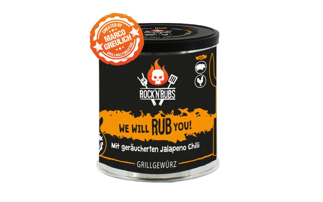 Rock 'n' Rubs - We will Rub you