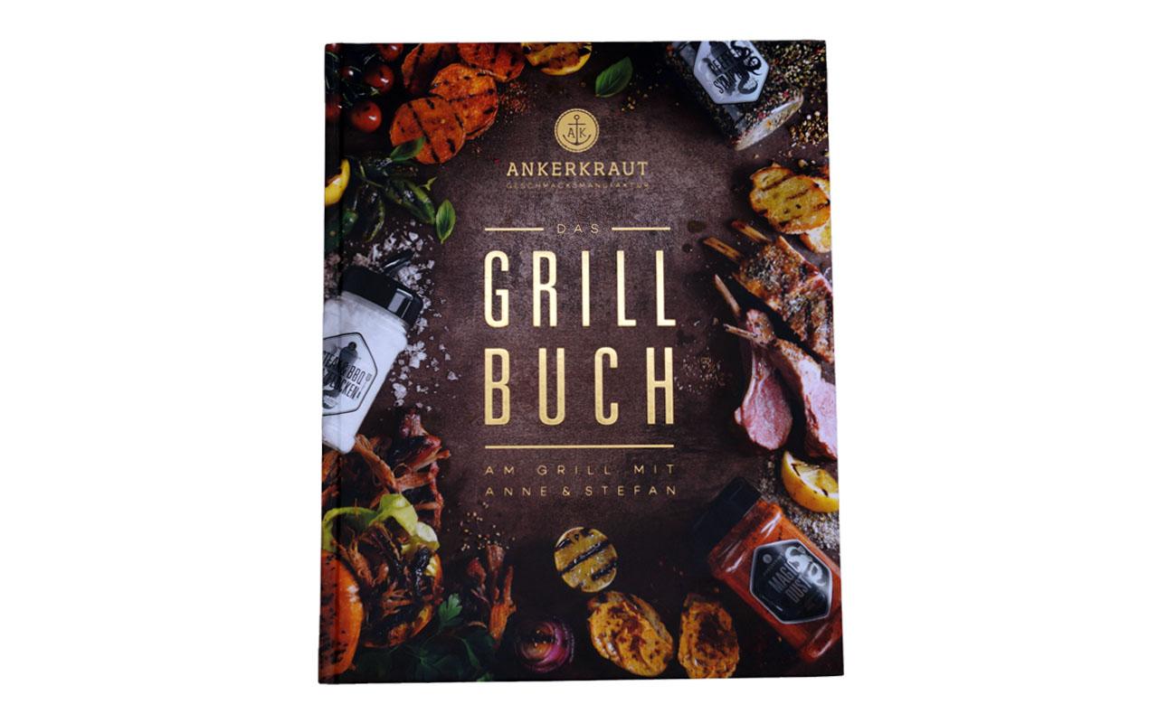 Ankerkraut - Das Grillbuch