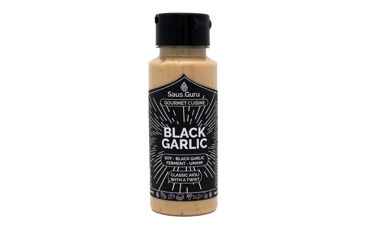 Saus.Guru - Black Garlic