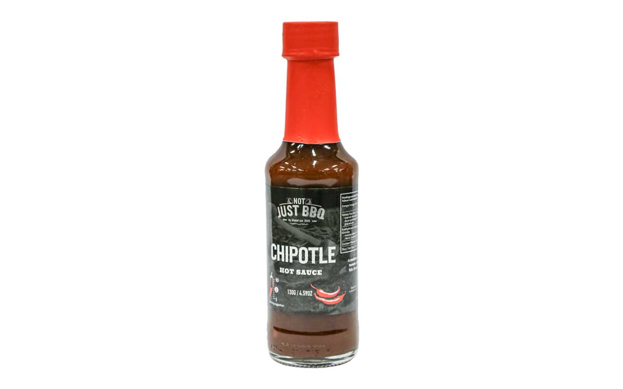 Not Just BBQ - Chipotle Hot Sauce - 130g