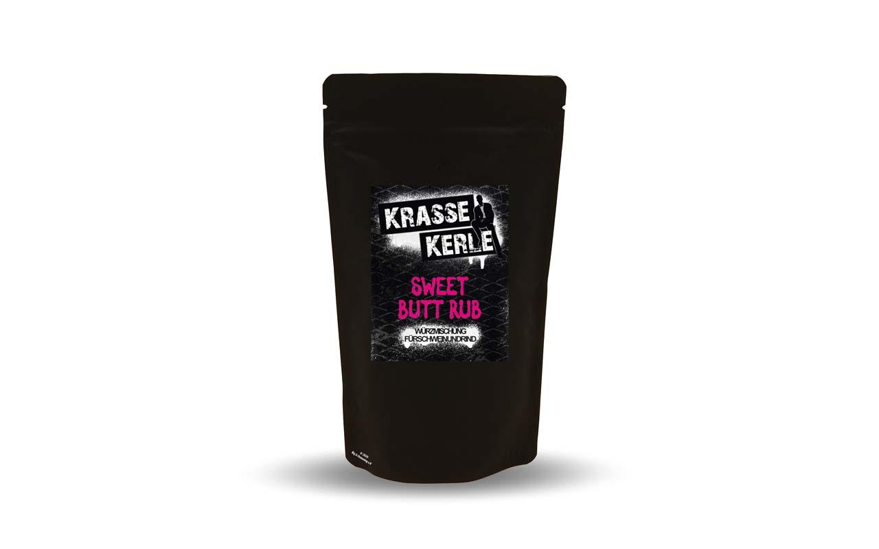 Krasse Kerle - Sweet Butt Rub 300g Beutel