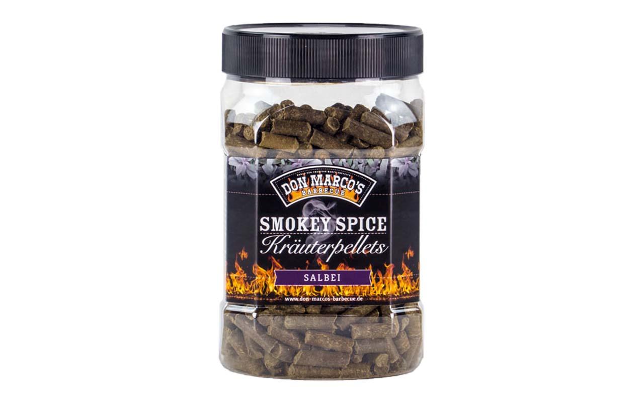 Don Marco's Smokey Spice Kräuterpellets Salbei