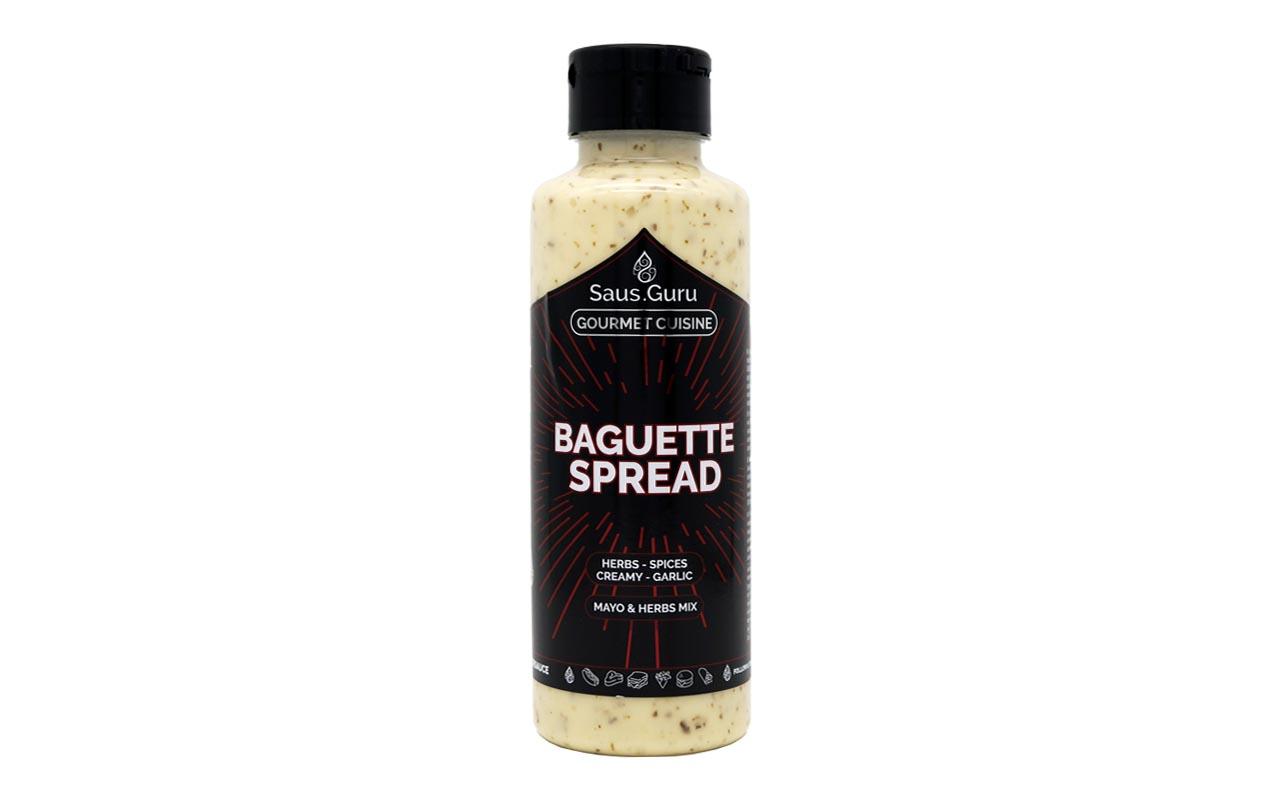 Saus.Guru - Baguette Spread