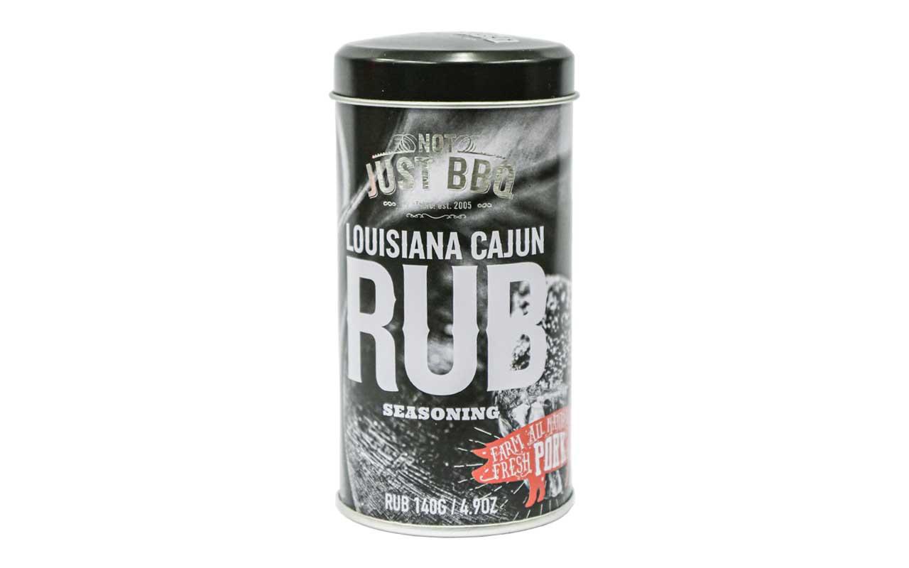 Not Just BBQ - Louisiana Cajun Rub Seasoning - 140g