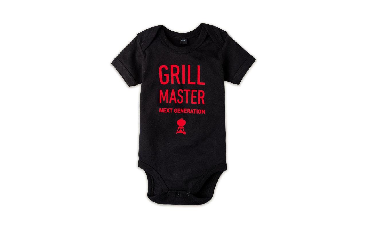 Weber - Baby Bodysuit - Grillmaster Next Generation - 12-18 Monate
