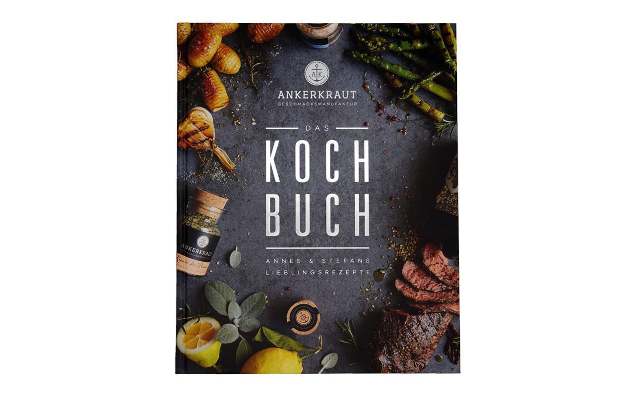 Ankerkraut - Das Kochbuch