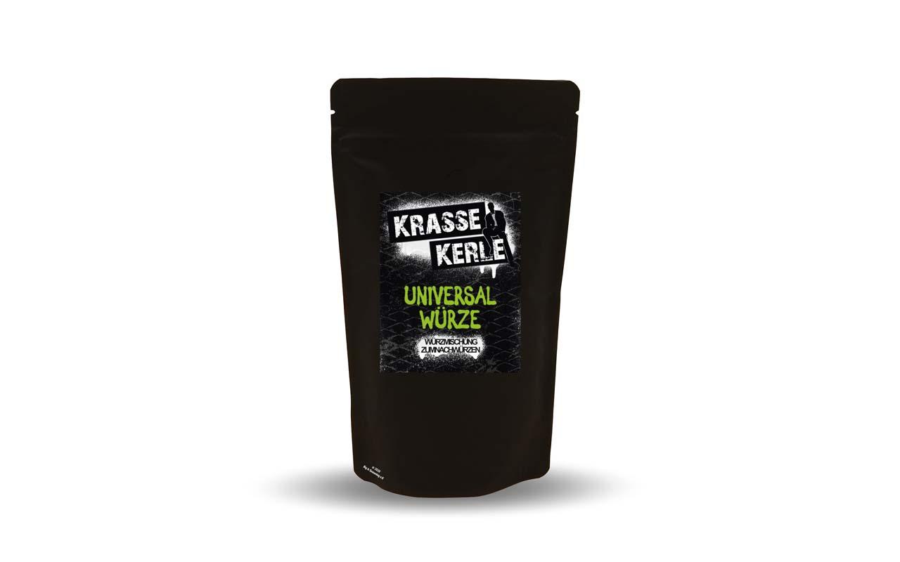 Krasse Kerle - Universal Würze 300g Beutel