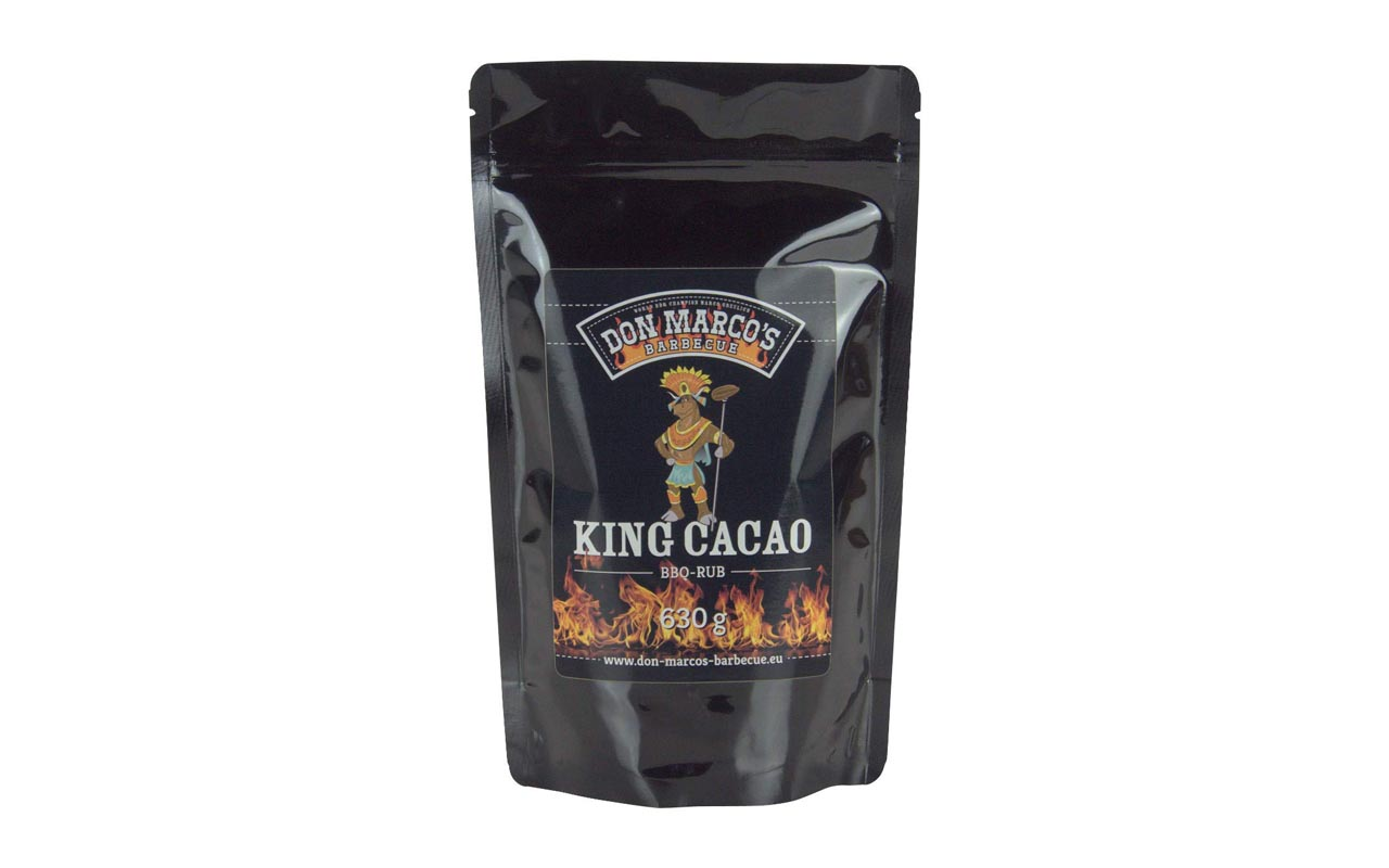Don Marco's King Cacao BBQ RUB