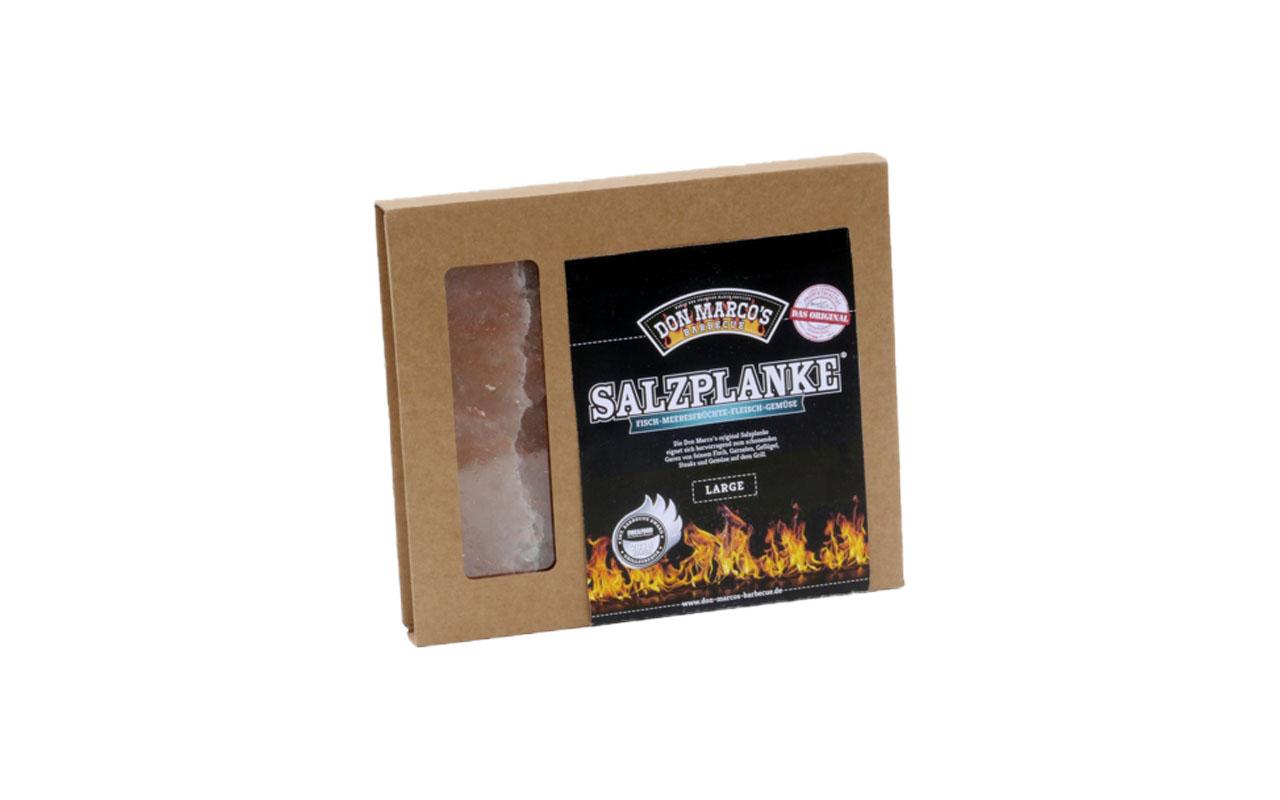 Don Marco's original Salzplanke