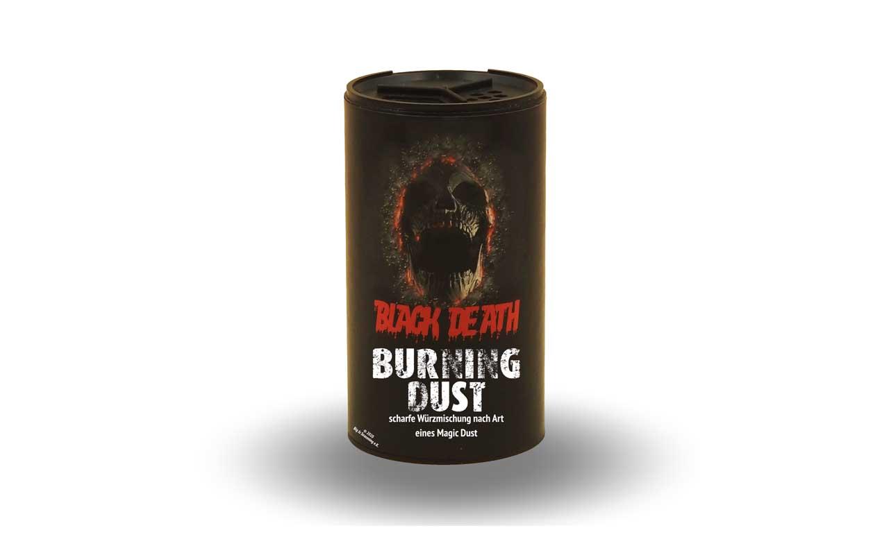 Black Death - Burning Dust 120g Streuer