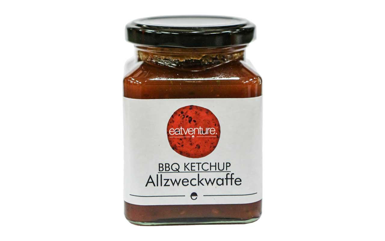 eatventure - BBQ Ketchup - Allzweckwaffe