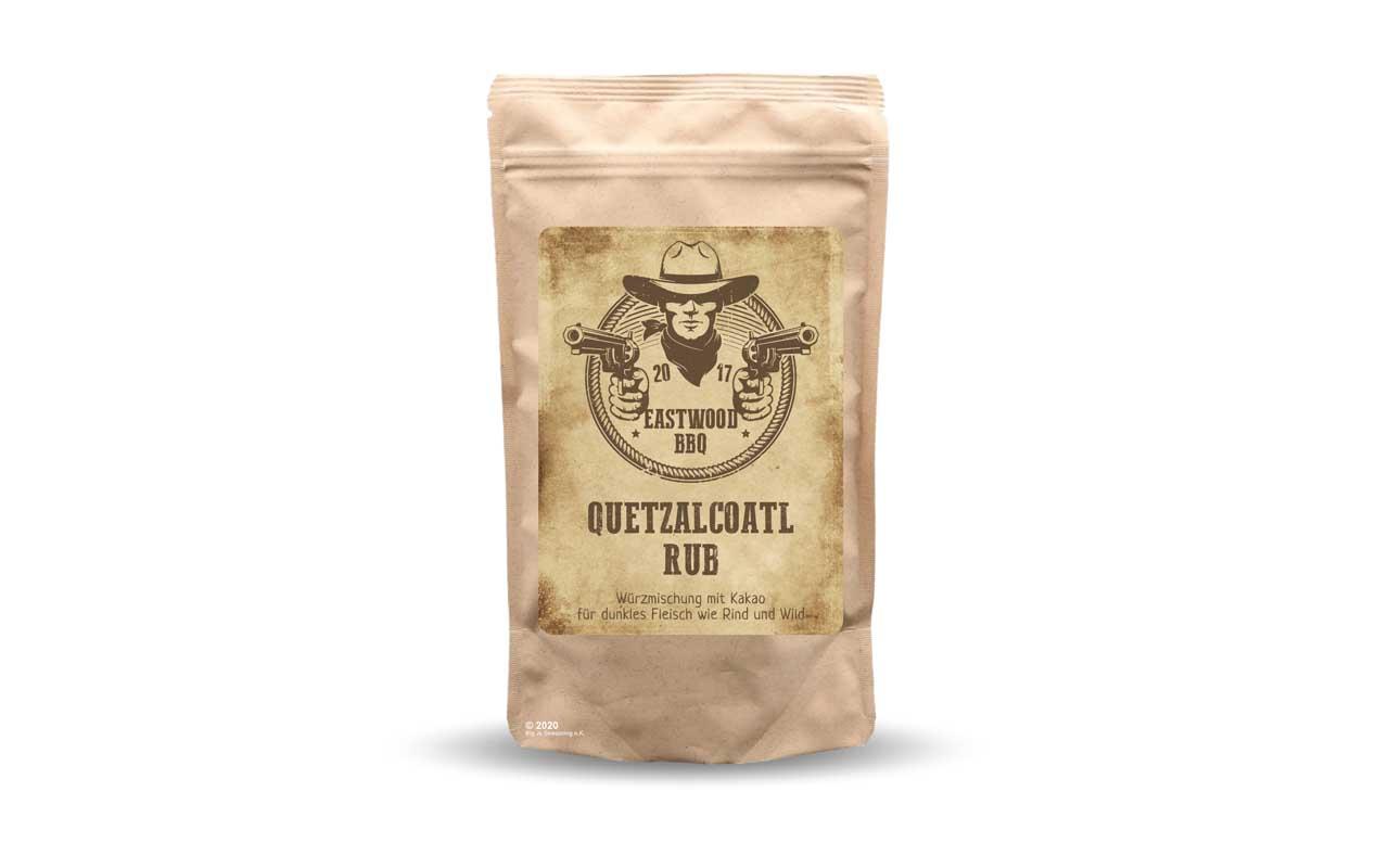 Eastwood BBQ - Quetzalcoatl Rub 100g Beutel