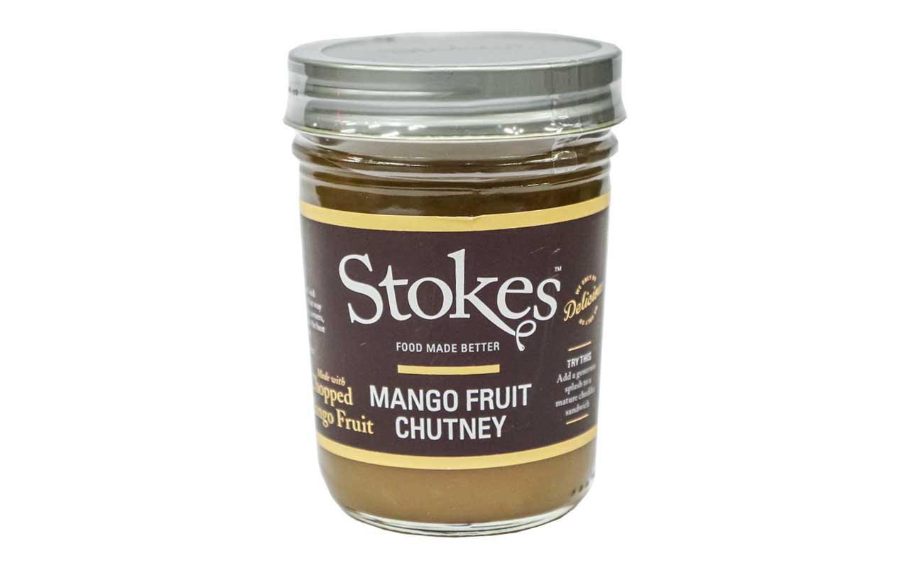 Stoke - Mango Fruit Chutney