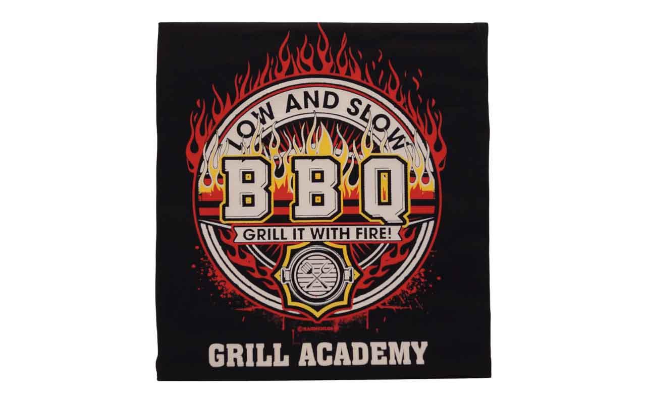 Rahmenlos - T-Shirt - BBQ - Grill Academy