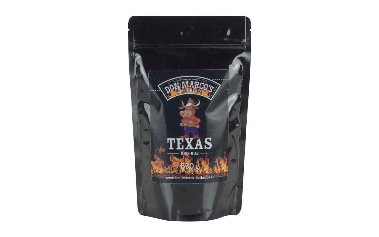 Don Marco's Texas BBQ Rub