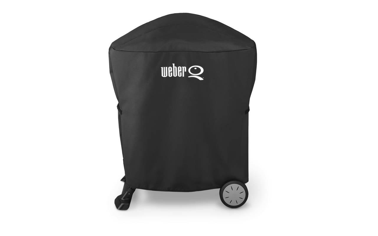 Weber Premium Abdeckhaube - für Weber® Q Serie mit Rollwagen oder Stand  Art.-Nr.: 7120