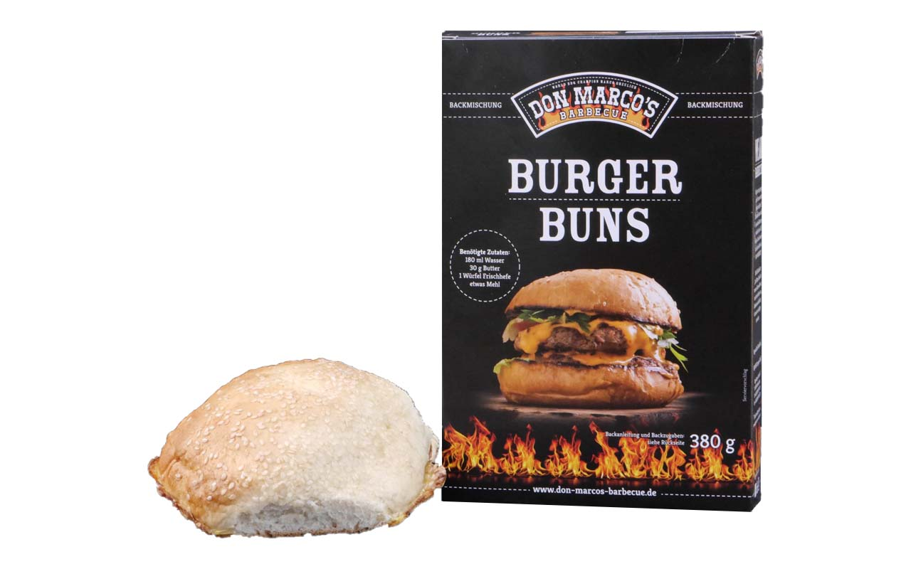 Don Marco's Burger Buns