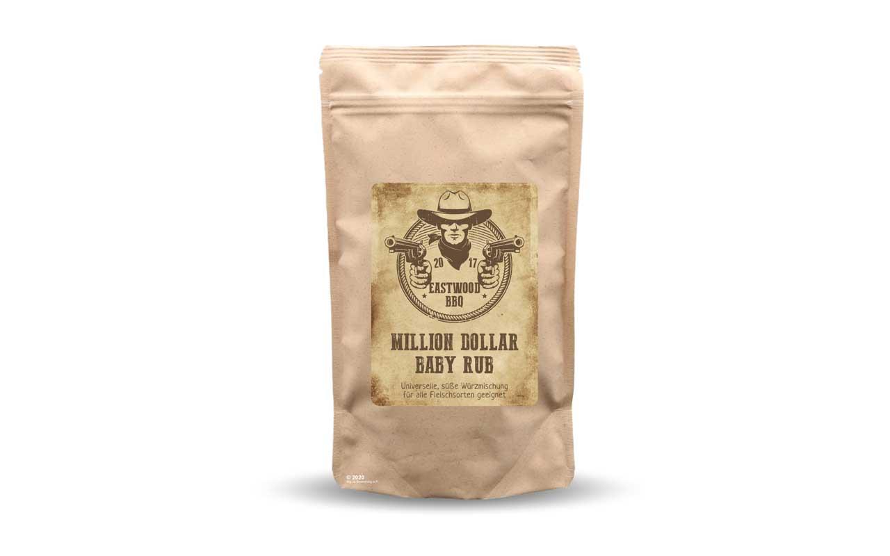 Eastwood BBQ - Million Dollar Baby Rub 300g Beutel