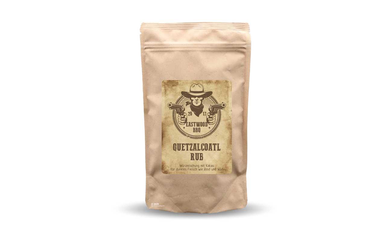 Eastwood BBQ - Quetzalcoatl Rub 300g Beutel
