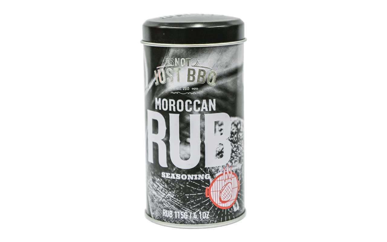 Not Just BBQ - Moroccan Rub Seasoning - 115g