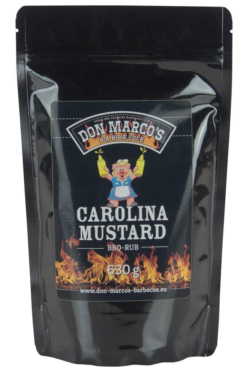 Don Marco's Carolina Mustard BBQ Rub