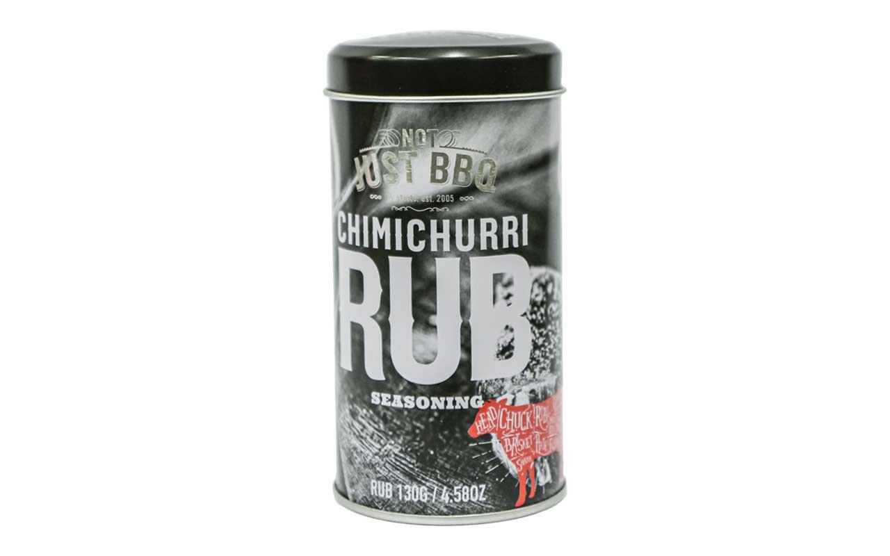 Not Just BBQ - Chimichurri Rub Seasoning - 130g