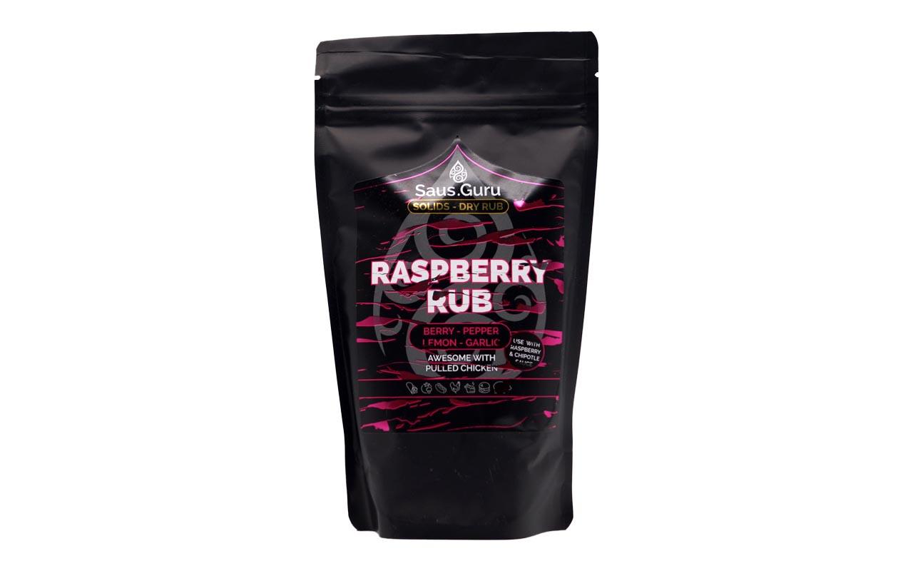 Saus.Guru - Raspberry Rub