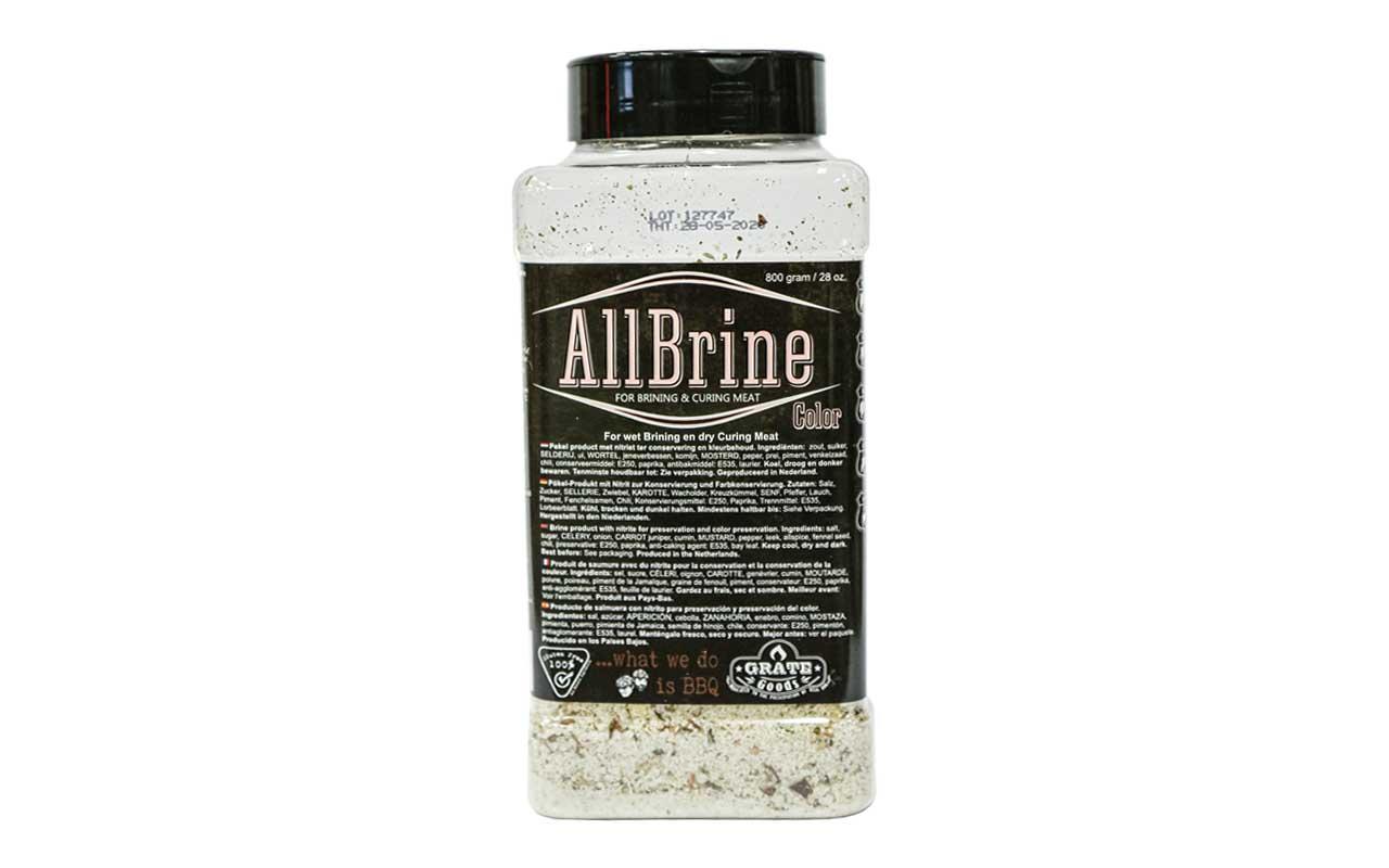 Grate Goods - All Brine Color -  800g