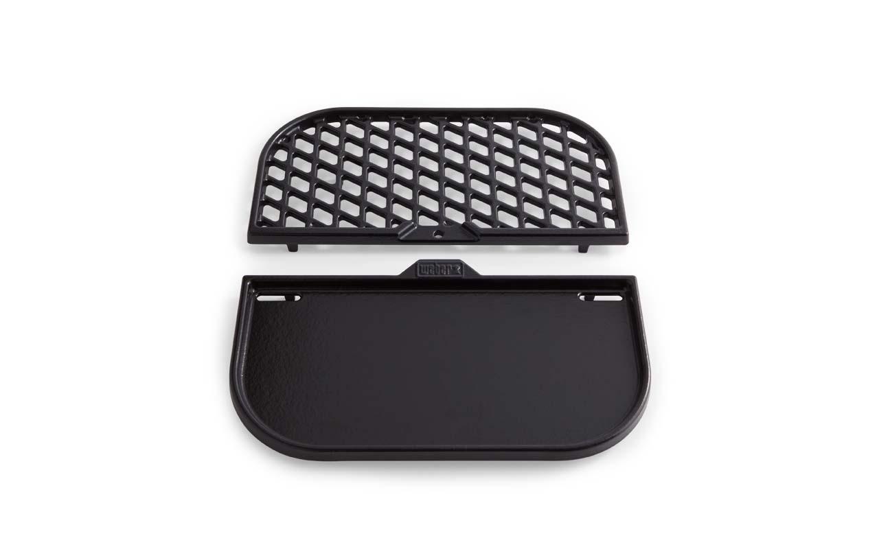 Weber  2in1 Sear Grate & Grillplatte - Gourmet BBQ System  Art.-Nr.: 8858