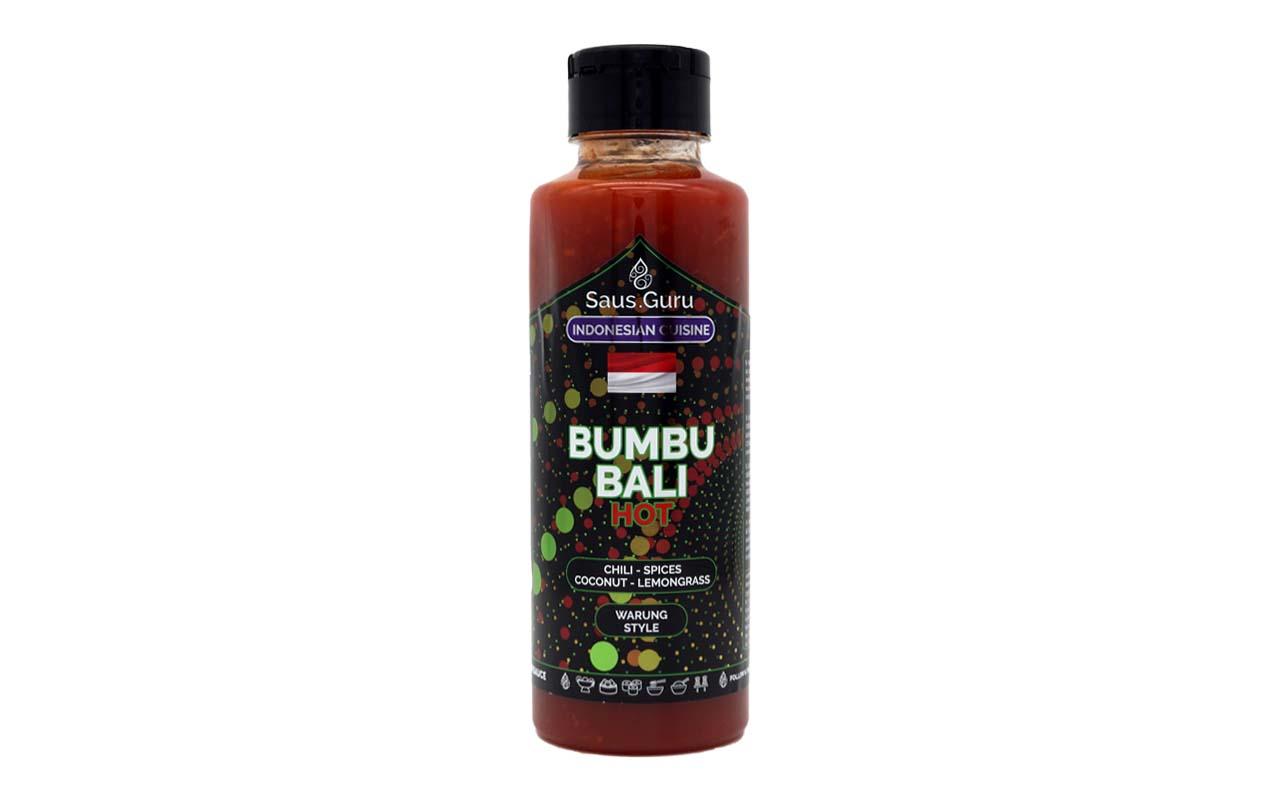 Saus.Guru - Bumbu Bali Hot