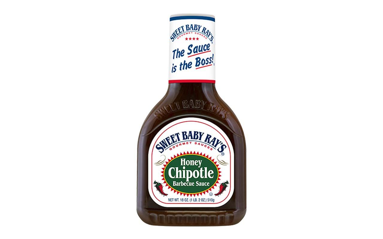 Sweet Baby Rays BBQ Sauce Honey Chipotle
