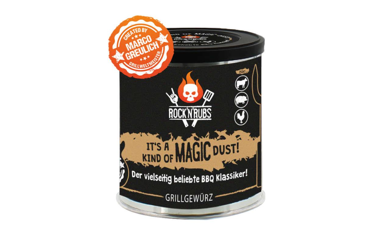 Rock 'n' Rubs - It's a Kind of Magic Dust