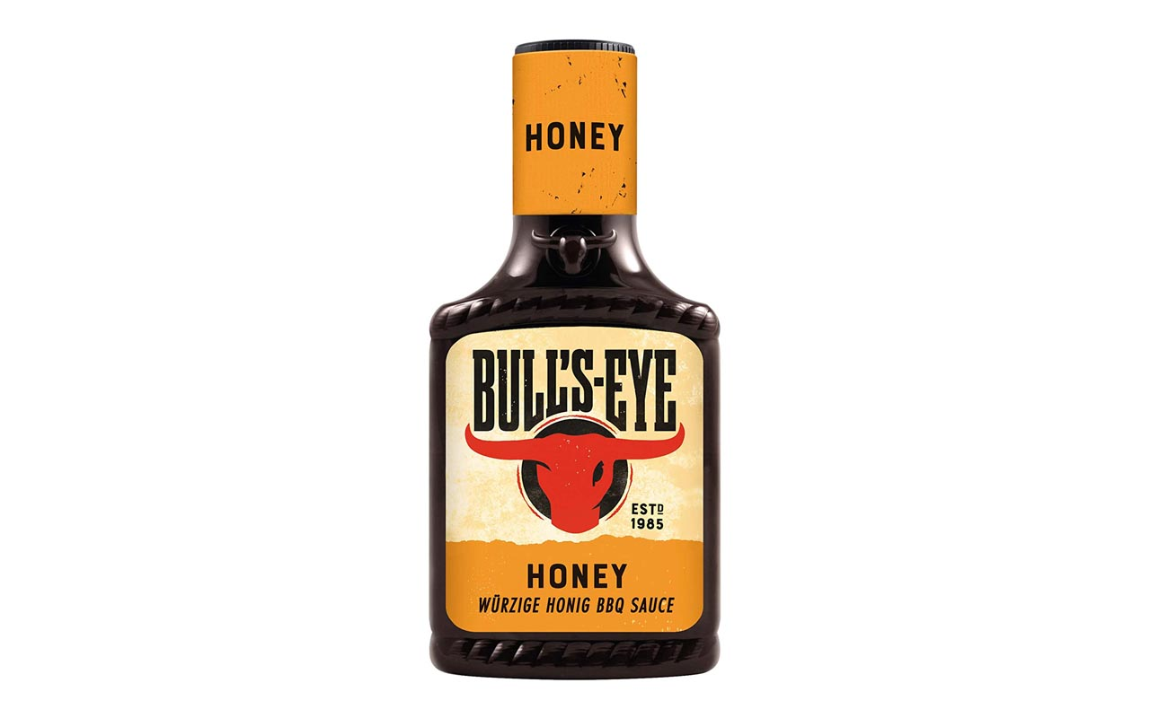 Bull's Eye - Honey