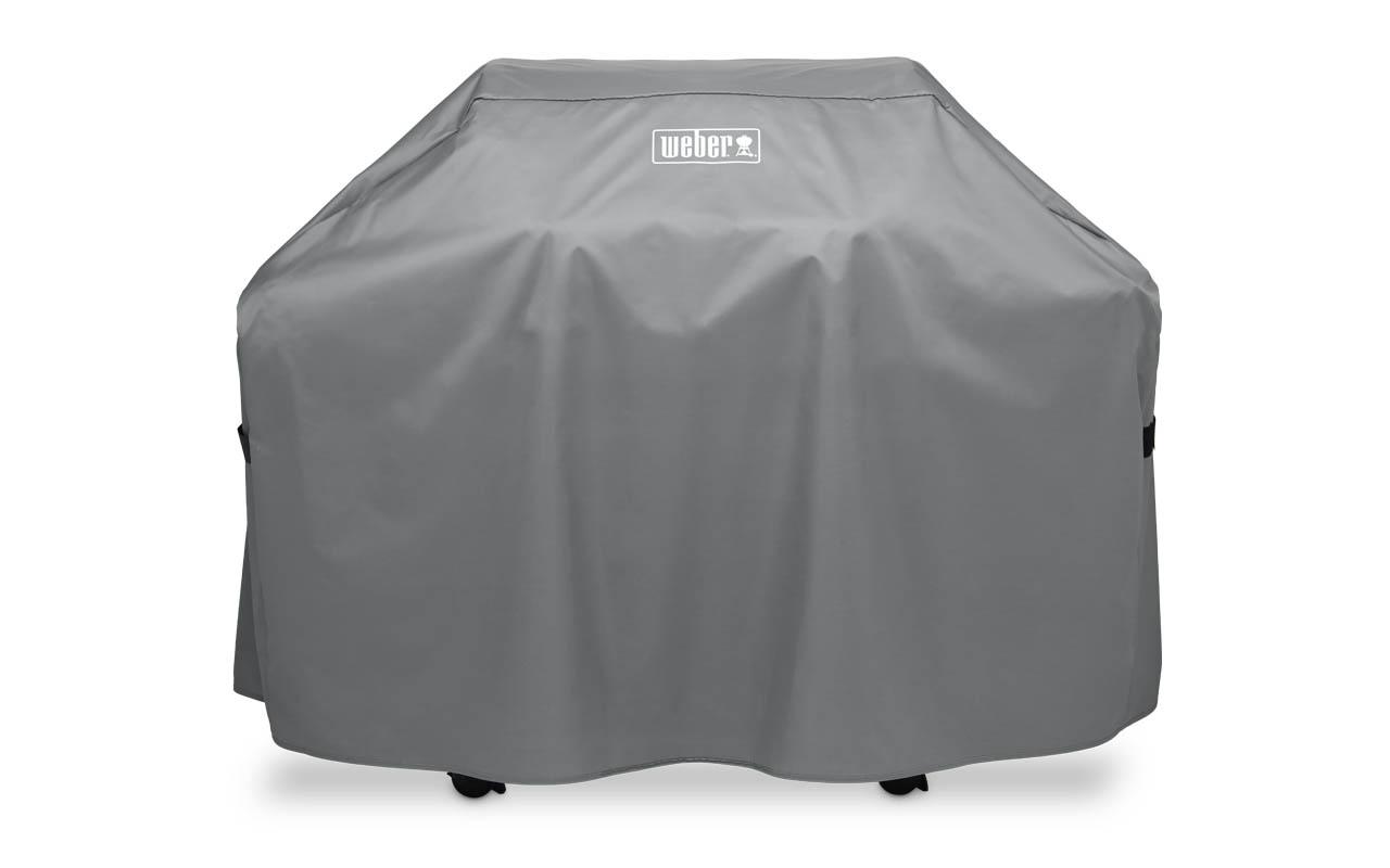 Weber - Standard Abdeckhaube - Genesis 300er Und Weitere Modelle Bis 152 cm Breite  Art.-Nr.:7179
