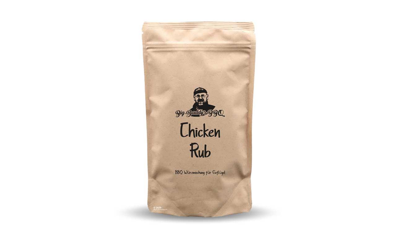Big Daddys BBQ - Chicken Rub 300g Beutel