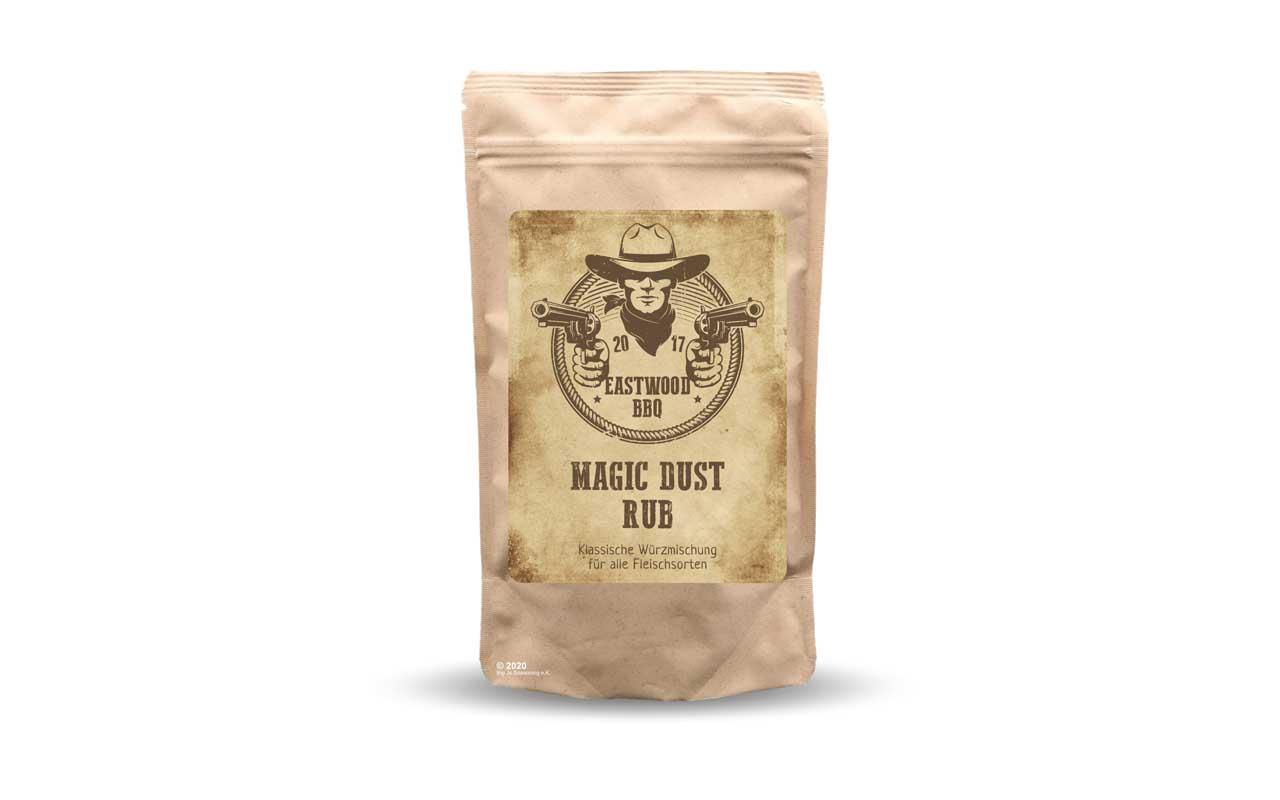 Eastwood BBQ - Magic Dust Rub 100g Beutel