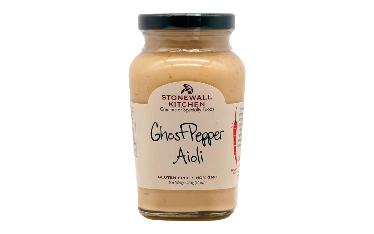 Stonewall - Kitchen Ghost Pepper Aioli - 284g